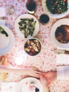 family dinner 2014